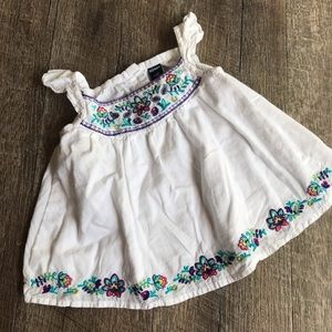 Old Navy infant girls top